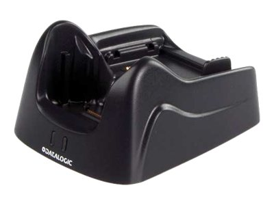 Datalogic Single Slot Dock - Docking Cradle (Anschlußstand) - RS-232 / USB - für Lynx