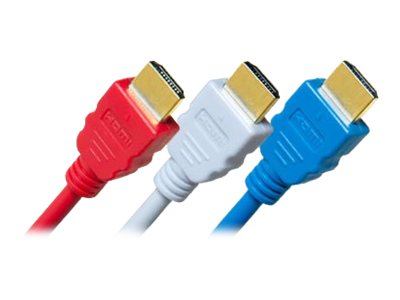 Link Depot HDMI Value 3 Pack Video / audio cable kit