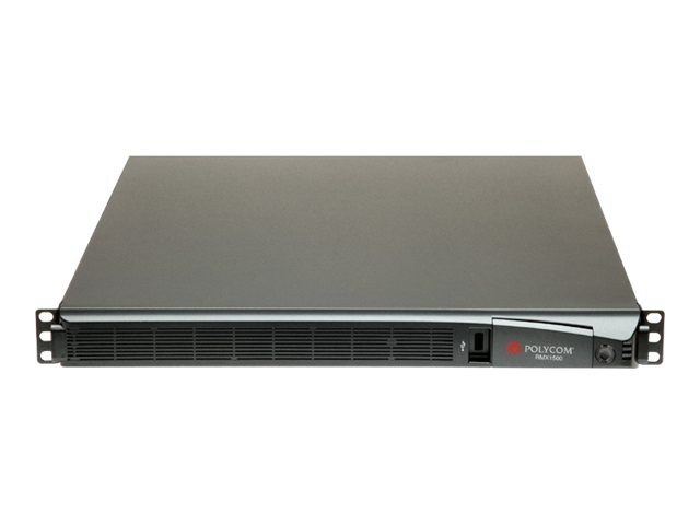 Poly RMX 1500 IP only 5HD1080p/10HD720p/20SD/30CIF - video conferencing device
