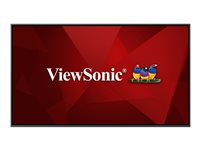 ViewSonic CDE8620 86INCH Class (86INCH viewable) LED display digital signage