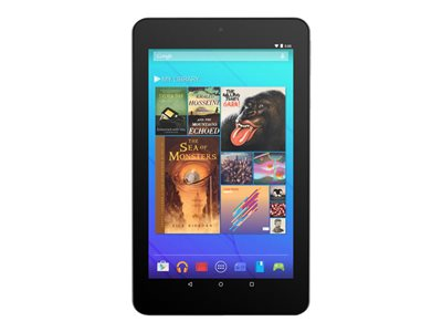 Ematic EGQ347 Tablet Android 5.0 (Lollipop) 8 GB 7INCH (1024 x 600) microSD slot bla