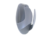 Ergotron - Mouse holder - dark grey