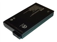 BTI Notebook battery lithium ion 4400 mAh