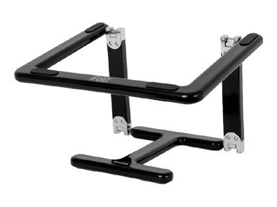 Notebook stand - black