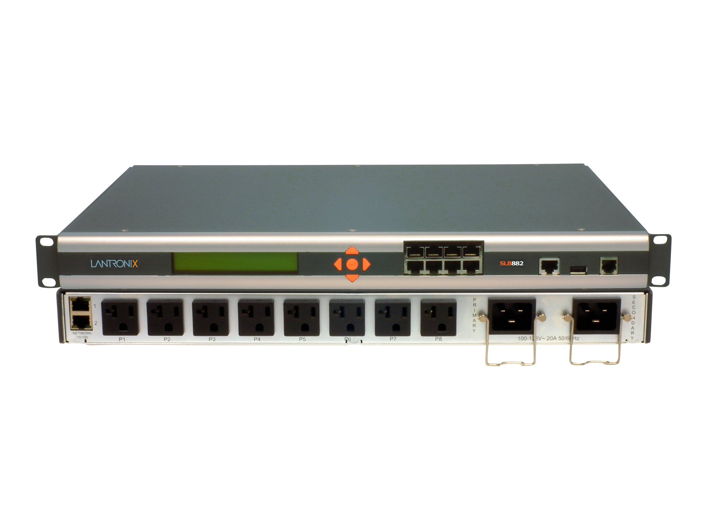 Lantronix SecureLinx Remote Branch Office Manager - console server