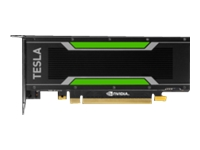 NVIDIA Tesla P40 - GPU computing processor - Tesla P40 - 24 GB GDDR5 - PCIe 3.0 x16 - fanless - for ProLiant DL380 Gen10, DL385 Gen10