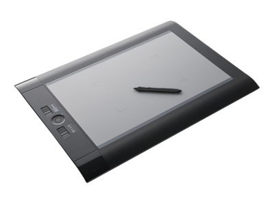 Wacom Intuos4 XL DTP - digitaliserer - USB - svart