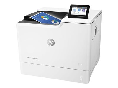 HP Color LaserJet Enterprise M653dh Printer color Duplex laser A4/Legal