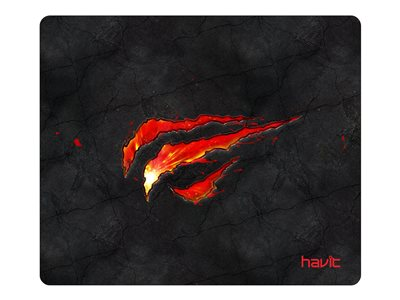 Havit Gaming Mousepad Black/Red