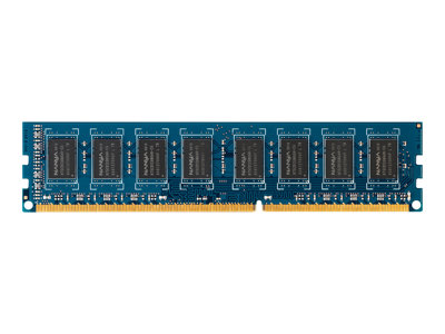 HP - DDR3 - 8 GB - DIMM 240-pin - ikke bufferet