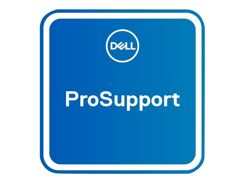 Dell Upgrade from 3Y ProSupport to 5Y ProSupport - extended service agreement - 5 years - on-site