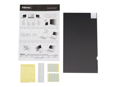 Fellowes PrivaScreen Blackout Notebook privacy filter 13.3INCH wide black