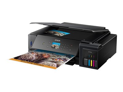 Epson Expression Premium ET-7750 EcoTank All-in-One Multifunction printer color ink-jet  image