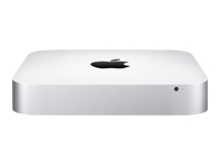 Apple Mac mini - DTS - 1 x Core i5 1.4 GHz - RAM 4 GB - HDD 500 GB - HD Graphics 5000 - GigE - WLAN: Bluetooth 4.0, 802.11a/b/g/n/ac - macOS 10.13 High Sierra - monitor: none