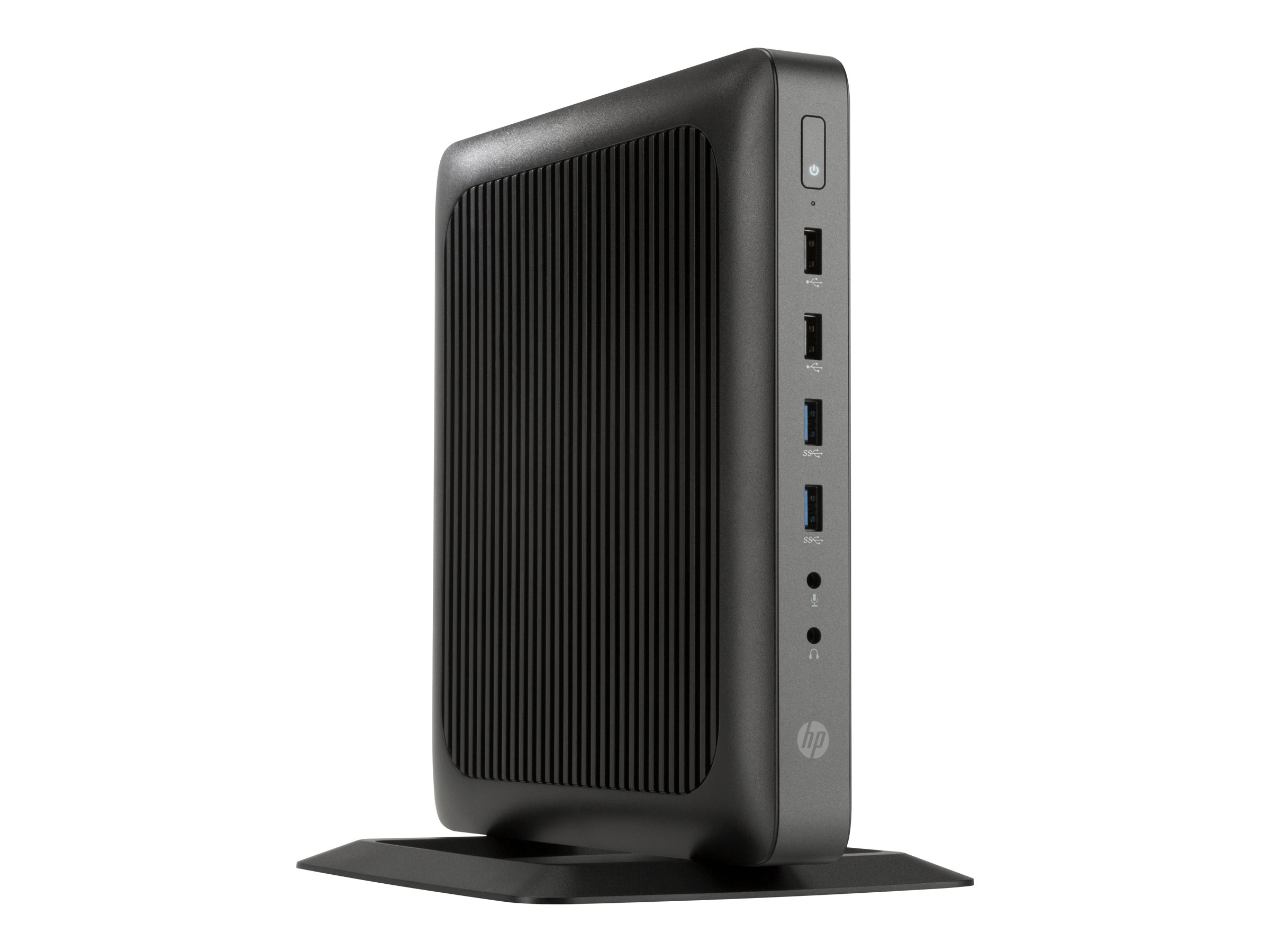 HP Flexible Thin Client t620 - Thin Client - Tower - 1 x GX-415GA 1.5 GHz - RAM 4 GB - SSD 16 GB