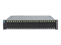 Fujitsu ETERNUS DX 60 S3 - Hard drive array - 24 bays (SAS-2) - Gigabit Ethernet, iSCSI, 8Gb Fibre Channel (external) - rack-mountable - 2U