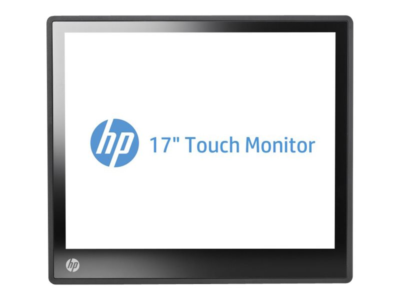 HP L6017tm Retail Touch Monitor - LED-Monitor - 43.18 cm (17