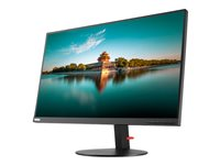 "Lenovo ThinkVision P27h - Écran LED - 27"" (27"" visualisable) - 2560 x 1440 WQHD - IPS - 350 cd/m² - 1000:1 - 4 ms - 2xHDMI, DisplayPort, USB-C - noir"