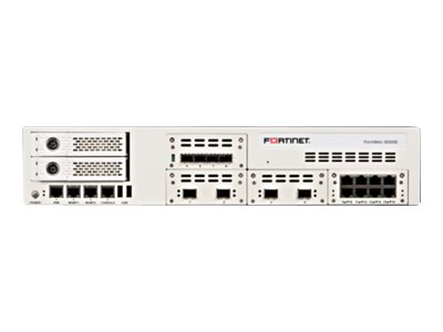 Fortinet FortiWeb 3000E UTM Bundle security appliance