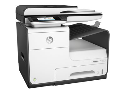 HP PageWide Pro 477dw - multifunction printer - color