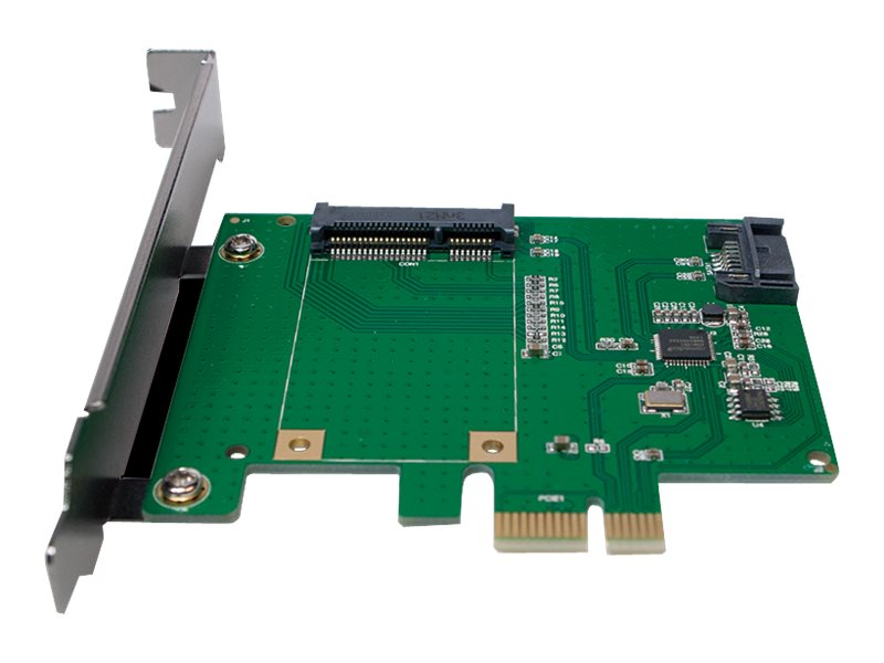 LogiLink - Speicher-Controller - 2 Sender/Kanal - SATA 6Gb/s - 600 MBps - PCIe 2.0 x1