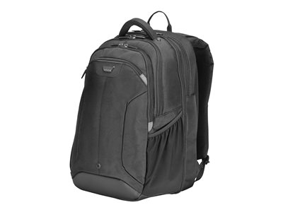 Targus Corporate Traveler Backpack Notebook carrying backpack 15.4INCH black