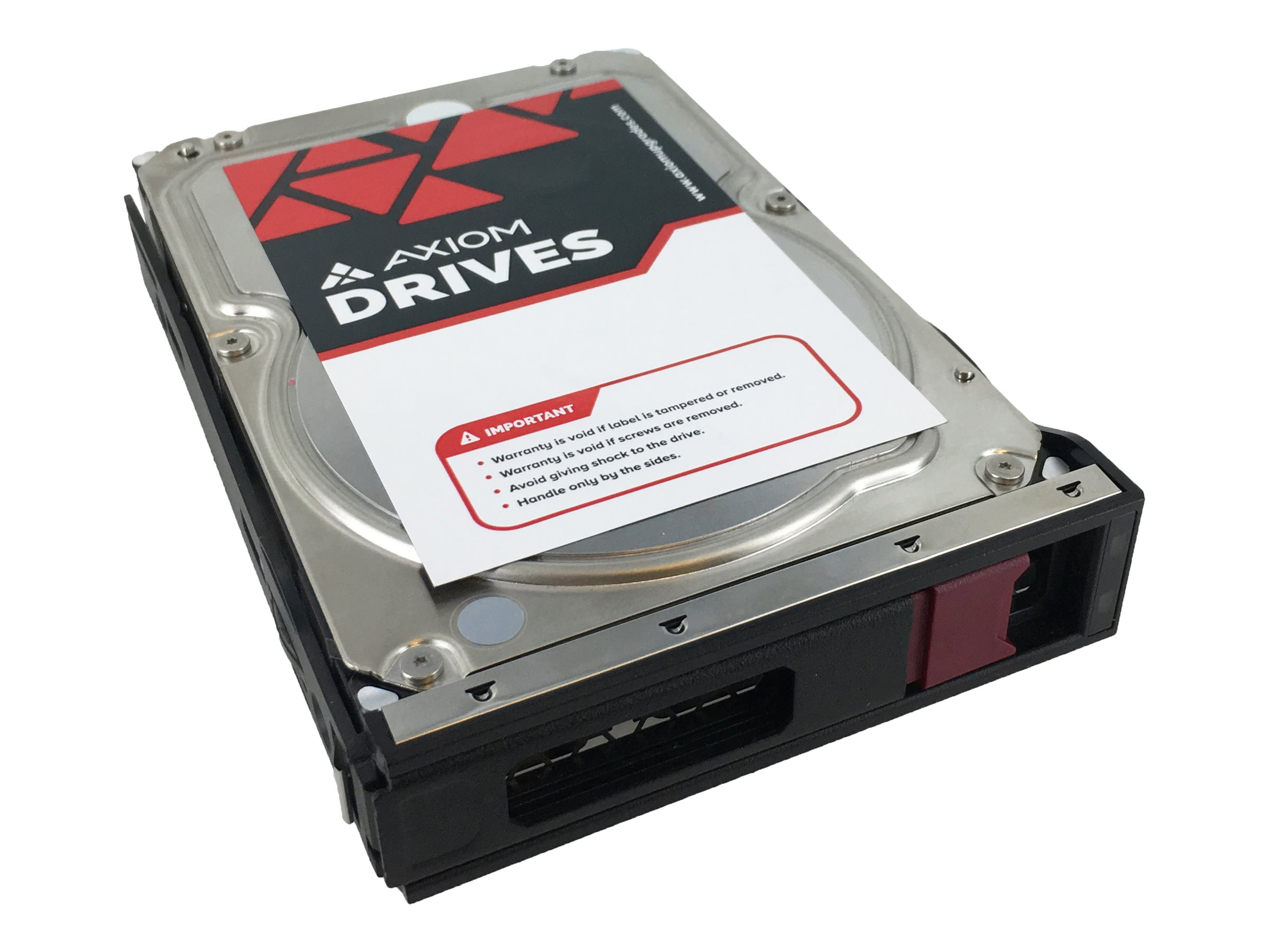 Axiom Enterprise - hard drive - 6 TB - SATA 6Gb/s