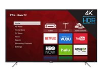 TCL 65S405 65INCH Class (64.5INCH viewable) S Series LED TV Smart TV Roku TV