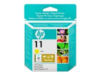 HP 11 - 28 ml - yellow