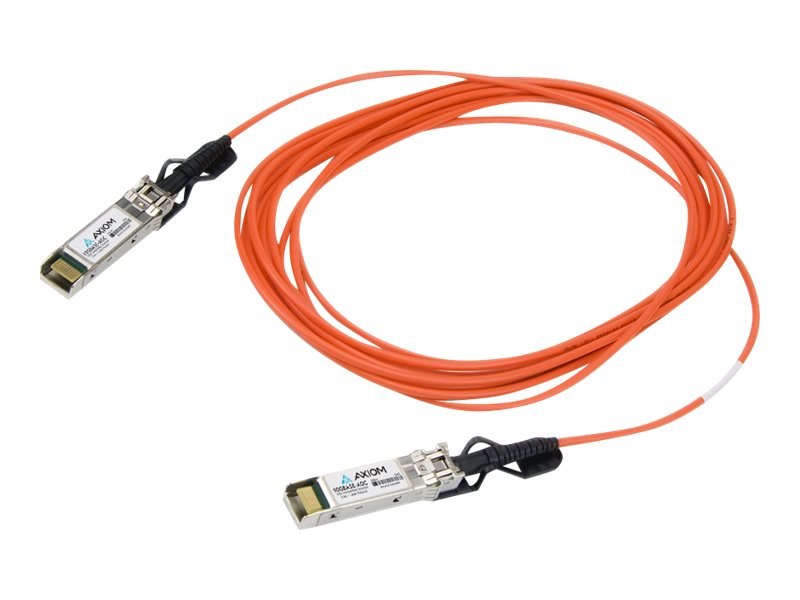 Axiom Ethernet 10GBase-AOC cable - 1 m