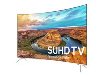 Samsung UN65KS8500F 65INCH Class (64.5INCH viewable) KS8500 Series curved LED TV Smart TV