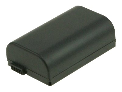 2-Power - Camcorder battery Li-Ion 1620 mAh - for Canon HV10; Optura 600, 600 Coach Kit