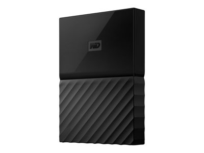 WD My Passport for Mac WDBP6A0040BBK Hard drive encrypted 4 TB external (portable)