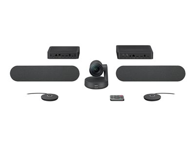 Logitech Rally Plus Video conferencing kit