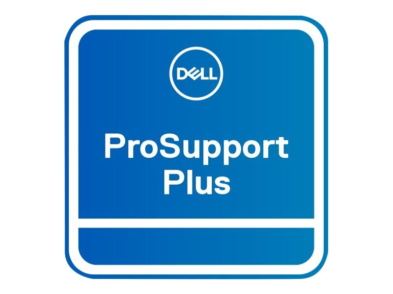 Dell ProSupport Plus Rapid Mail-in Service upgrade from 1 Year Mail-in Service - extended service agreement - 3 years -…