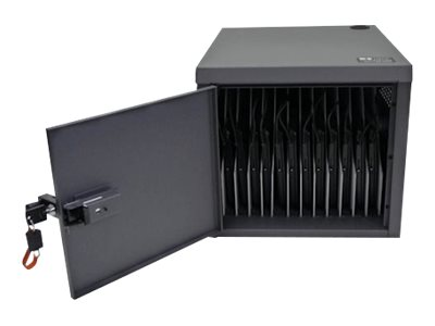 Datamation Systems DS-NETSAFE-CB-12 Cabinet unit for 12 notebooks lockable durable steel