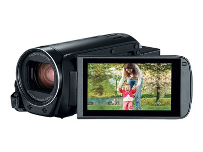 Canon VIXIA HF R82 Camcorder 1080p / 60 fps 3.28 MP 32x optical zoom flash 32 GB