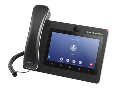 Grandstream GXV3370 IP video phone with digital camera, Bluetooth interface