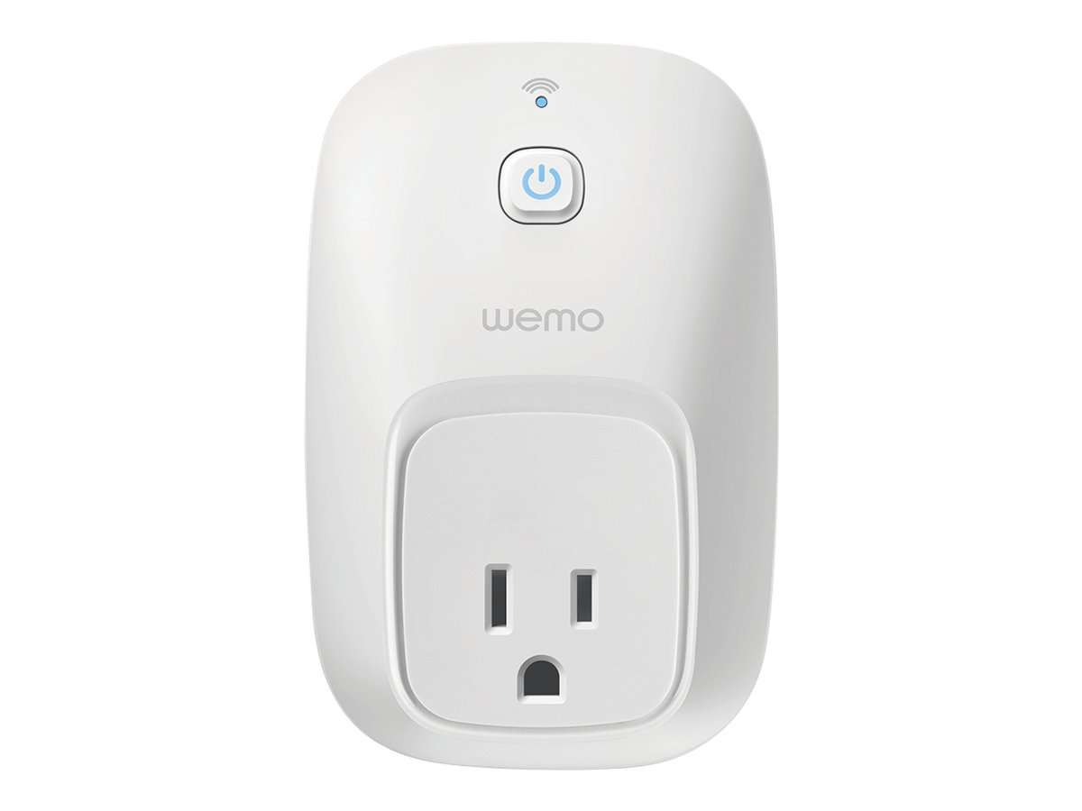 WeMo Switch - Smart-Stecker - drahtlos - 802.11n