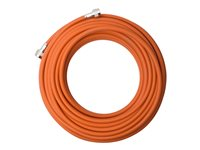 Wilson 400 Antenna cable N connector (M) to N connector (M) 499 ft coaxial orange