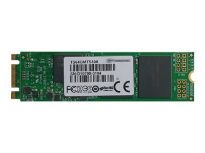 QNAP Solid state drive 64 GB internal M.2 2280 SATA 6Gb/s for
