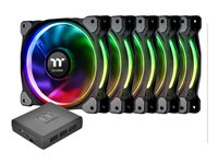 Thermaltake Riing PLUS 12 LED RGB Radiator Fan TT - Premium Edition