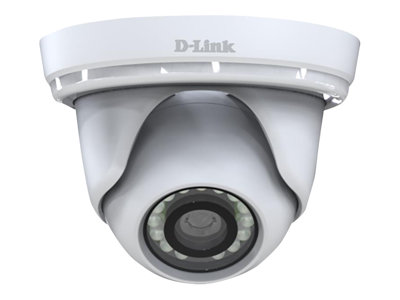 DCS-4802E Full HD Outdoor PoE Mini Dome Camera