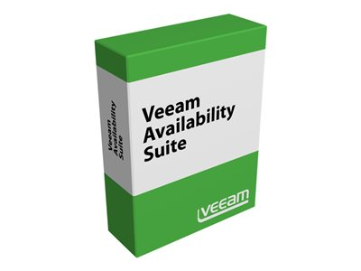 Veeam 24/7 Uplift Technical support for Veeam Availability Suite Enterprise for VMware
