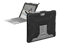 UAG Rugged Case for Microsoft Surface Go Metropolis Black Non-Retail Packaging