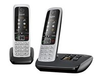 Gigaset C430A Duo - Cordless phone