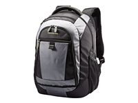 Samsonite Tectonic 2 Medium Notebook carrying backpack 15.6INCH black, lime gr