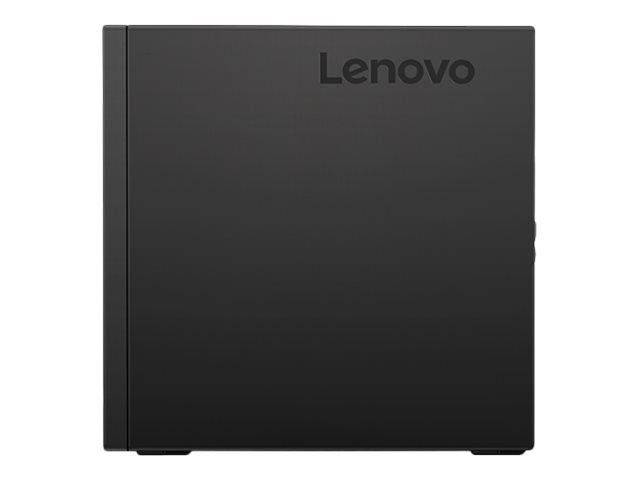 Lenovo ThinkCentre M720q - minuscule - Core i3 8100T 3.1 GHz - 4 Go - 500 Go