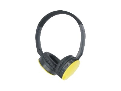 M-CAB - Headset - Full-Size - Bluetooth - kabellos - Gelb