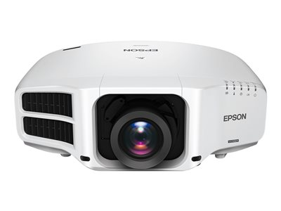Epson PowerLite Pro G7200WNL - 3LCD projector - no lens - LAN